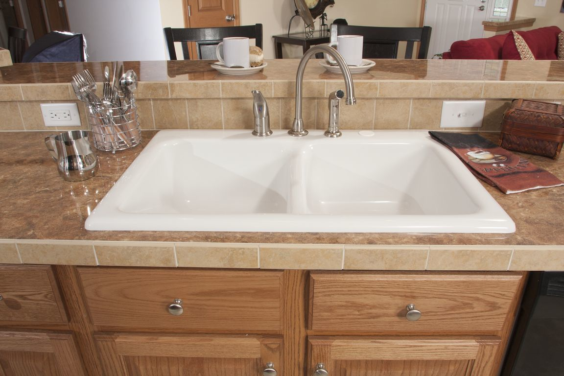 White Acrylic Sink | Commodore of Pennsylvania