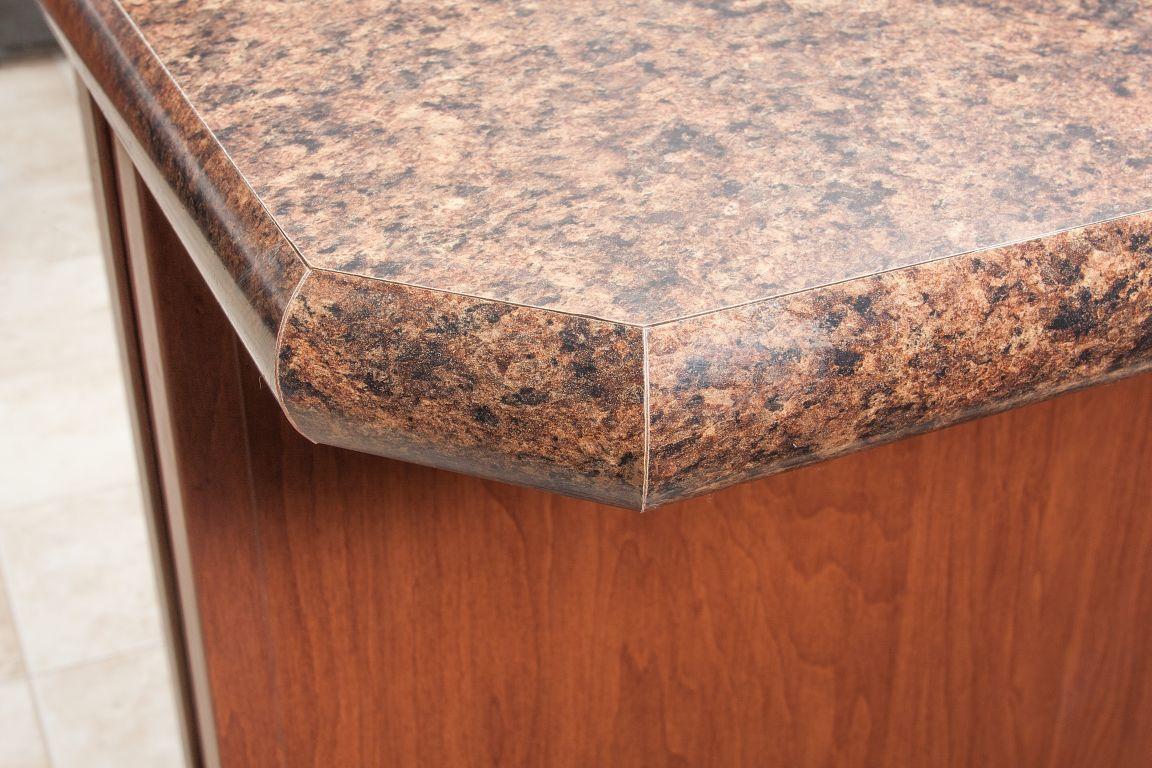 laminate crescent edge countertops commodore of