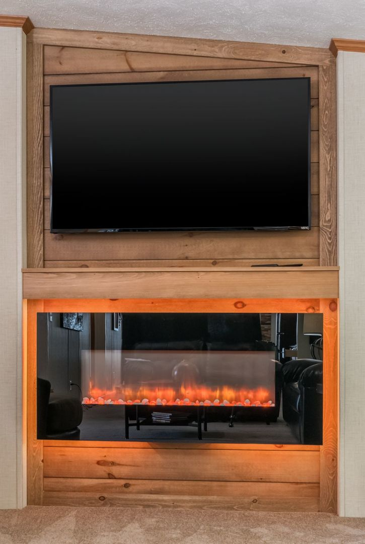Mf 465 Led Fireplace Commodore Of Pennsylvania