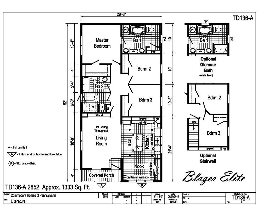 100 simple floor plans the best blazer blazer for Blandford homes floor plans