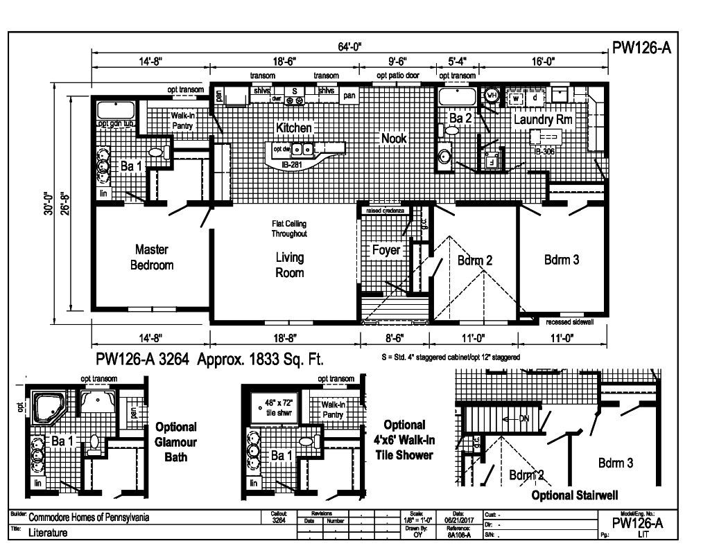 pinecrest modular ranch -